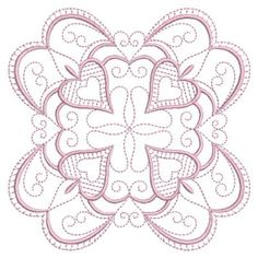 Create a heart-felt decoration or gift with this set of beautiful quilt blocks. Custom Embroidery, Embroidery Thread, Machine Embroidery Designs, Heart Quilt Pattern, Quilt Patterns, Nativity Ornaments, Beautiful Bugs, Spring Projects, Felt Decorations