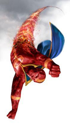 Red Tornado | John Gallagher (DC Comics)
