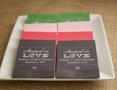 """Steeped in Love"" Tea Bags"