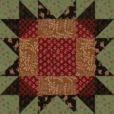 Arizona Quilt Blocks Are Easy to Sew, With Lots of Potential Customization