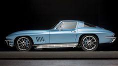 Chevrolet – One Stop Classic Car News & Tips Corvette C2, Chevrolet Corvette, Design Retro, Ceramic Brake Pads, Chevy Muscle Cars, Aluminum Radiator, Sweet Cars, Motor Car, Cool Cars