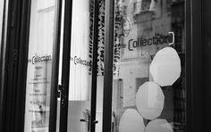 the Collection shop in the Marais - le blog de the Collection #theCollection