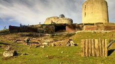 La Tour de Bridiers©Fresque Historique de Bridiers