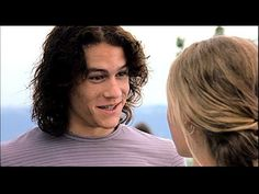 Don't let anyone ever make you feel like you don't deserve what you want. - Heath Ledger, from 10 Things I Hate About You