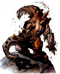 [Let's Read] AD&D 2e Dark Sun Monstrous Compendium Appendix II: Terrors beyond Tyr - Page 14