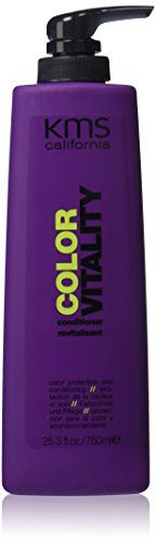 KMS California Color Vitality Conditioner 253 Fluid Ounce >>> More info could be found at the affiliate link Amazon.com on image.