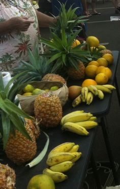 Kauai. If you're cooking during your stay, shop at Farmer's Markets for fresh, inexpensive produce.  A favorite, Kukui' ula Shopping Center, Wednesday's, usually someone playing live music, festive atmosphere, Aloha spirit