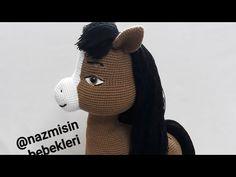 El işi ürünler ve hobi çalışmaları Crochet Hats, Origami, Pony, Teddy Bear, Make It Yourself, Aspirin, Youtube, Blog, Diy And Crafts