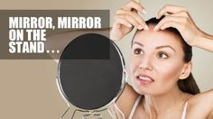 Acne is a very common skin condition usually starting at puberty however some adults can develop late on-set acne. It affects the face mo. Mirror Mirror, On Set, Wellness, Health, Face, Health Care, The Face, Faces, Facial