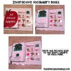Interactive Vocab Bo