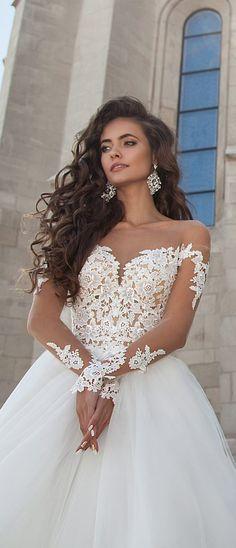 Milla Nova 2016 Bridal Collection - Marsela - Belle The Magazine