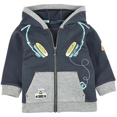 Hoodie by Souris Mini 6 months-2 yrs