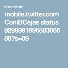 mobile.twitter.com ConiBCejas status 929899199688306688?s=09