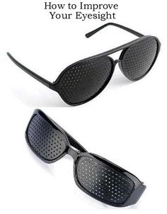 Pinhole Glasses might help improve your eyesight ! http://www.facebook.com/GetPinholeGlasses/info