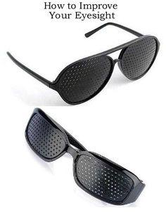 Pinhole Glasses might help improve your eyesight ! http://www.facebook.com/GetPinholeGlasses/info