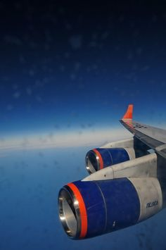 Крыло самолета Ил 96-300
