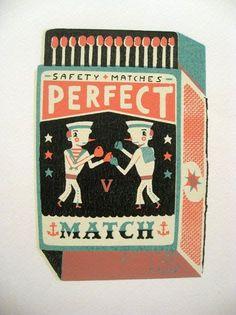 Tom Frost Matchbox Illustrations #graphic design #typography #illustration