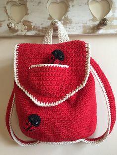 Crochet Club: Little Backpack!