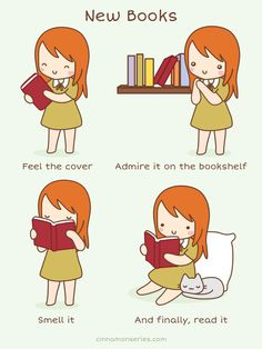 new books, I so do this