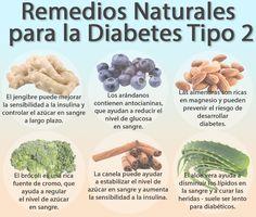 Remedios Naturales para la Diabetes Tipo 2 #diabetestipo2 #diabetes