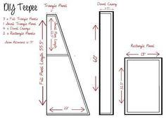 DIY Kids Teepee {Step-by-Step Tutorial}