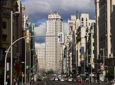 MADRID · Torre de Madrid - Gran Via    Mi casa is your house