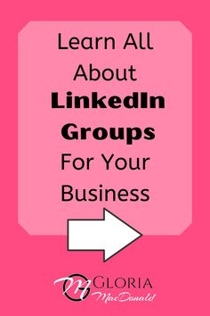 LinkedIn in largely overlooked and vastly misunderstood by network marketers and online marketers. And groups on LinkedIn are a total mystery to most. That's why today I'm talking about... THE POWER OF LINKEDIN GROUPS TO BUILD YOUR BUSINESS We'll cover... • The pros and cons of starting your own LinkedIn Group • The benefits of LinkedIn Group memberships • How to find the right groups for you • AND... how to optimize the features of LinkedIn Groups