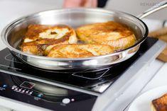 Torrejas en miel de panela en la Sartén Chef Clásica