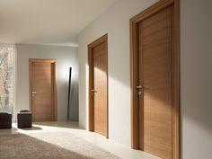 Descarregue o catálogo e solicite preços de Pangea | porta de carvalho By garofoli, porta de batente de madeira maciça, Coleção moderno