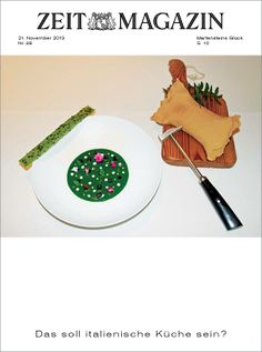 Nr. 48/13: Das soll italienische Küche sein?
