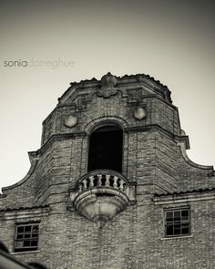 The Baker Hotel in Mineral Wells, Texas   Photo by Sonia Doneghue for High Voltage Photography