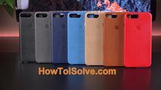 Best iPhone 7 Plus Silicone Case Review: i-Blason Case