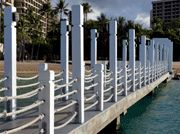 Rope+Railing | Rope - although more costly than manila, is also popular as fence rail ...