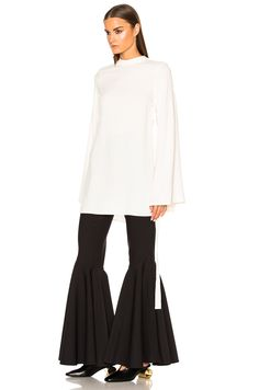 Image 2 of Ellery Purify Top in Ivory