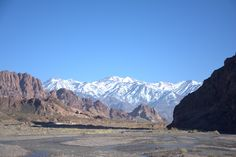 #INVIERNO #MENDOZA #MONTAÑA Mendoza, Mount Everest, Tours, Nature, Travel, Scenery, Mountain Range, Parking Lot, Adventure
