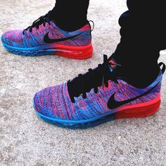 nike free flyknit chukka black pure platinum nike flyknit air max World