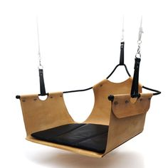 EQUUS SWING, Saddle Leather, Lumifer, Lighting, Furniture