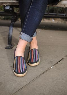 UGG® Australia's casual slip on shoe for women – the #Delizah #LetsGetLost #UGGSpring2013
