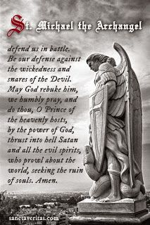 Pray this everyday! Everyone pray to God the Father Catholic Saints, Roman Catholic, Catholic Prayers Daily, Catholic Religion, Angel Protector, St. Michael, Michael Gabriel, Daughters Of The King, Angels And Demons