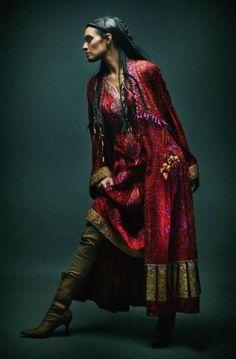 Shamaeel Ansari - Pakistani Fashion (via Pinterest)