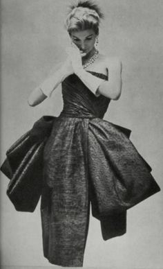 Jacques Fath, circa 1950s...