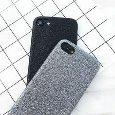 Glitter Powder Soft iPhone case