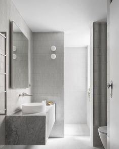 Bathroom inspiration | The details are not the details. They make the design Charles Eames...
