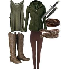 peter pan ouat girl costume - Google Search