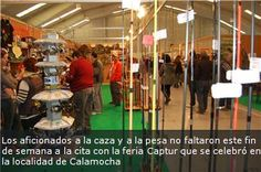 Captur 2014 de Calamocha cerró ayer sus puertas superando las previsiones de visitantes http://www.rural64.com/st/turismorural/Captur-2014-de-Calamocha-cerro-ayer-sus-puertas-superando-las-previsio-3805