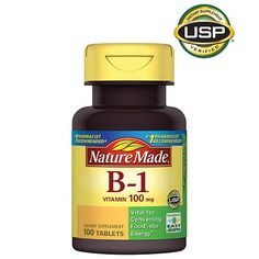 Nature Made B1 100 Mg 100 Count (2 Pack) *** Find out more details…