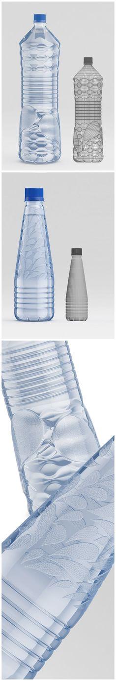 Bottle concept design on Behance
