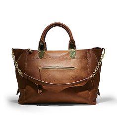 Bsoccial Cognac Accessories Handbags Day Satchels Steve Madden