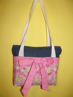 """girl hand bag """"pink"""""""