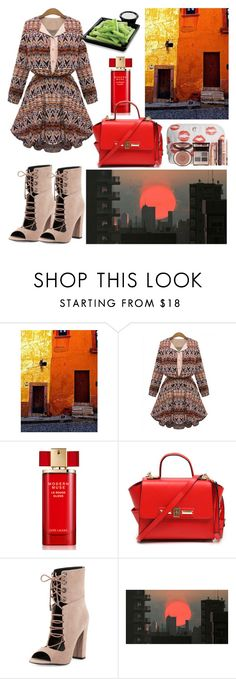 """""""Syracuse"""" by breeyvonne ❤ liked on Polyvore featuring NOVICA, Estée Lauder, Kendall + Kylie, Dot & Bo and Charlotte Tilbury"""